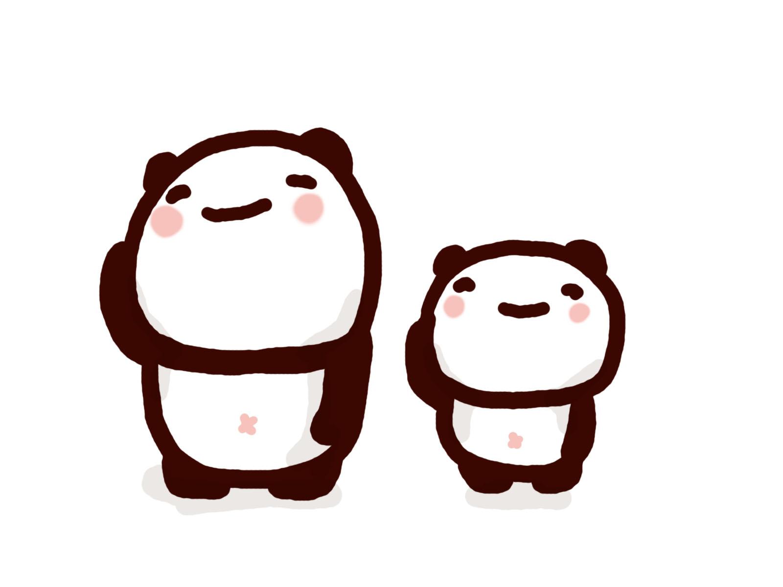 twin-panda